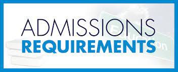 Admission requirements - Reaviz Medical University